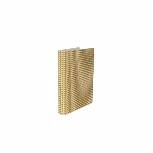 ferm LIVING Ring Binder - Yellow