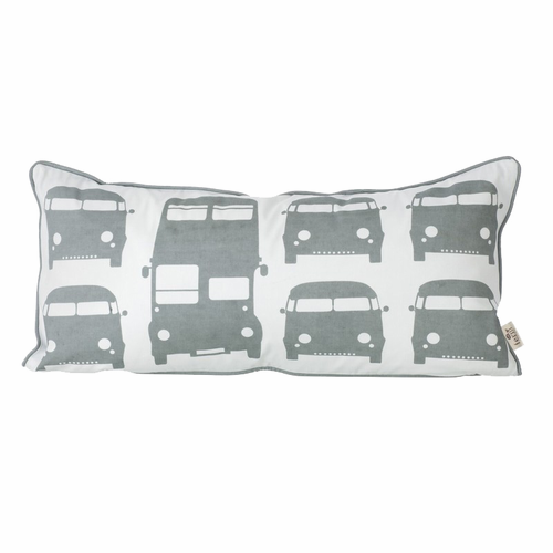 ferm LIVING Rush Hour Cushion - Grey