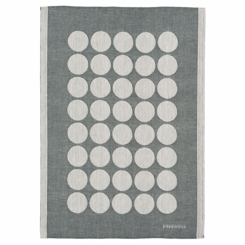 "Fia Kitchen Towel - Charcoal, 18"" x 26"" Only 3 in store"