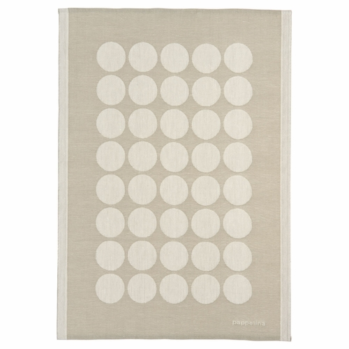 "Pappelina Fia Kitchen Towel - Mud, 18"" x 26"" - 1 Available"