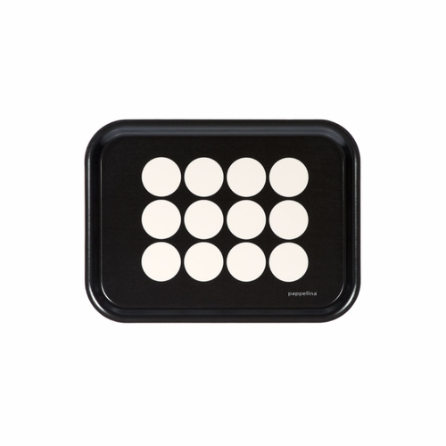 Fia Small Tray - Black