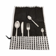 Gense Flatware Roll for AMO by Paola Navone