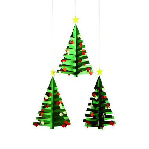 Flensted Calendar Tree Mobile
