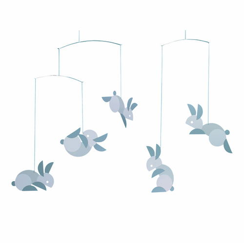 Flensted Circular Rabbits Mobile