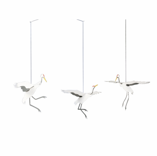 Flensted Crane Dance Mobile