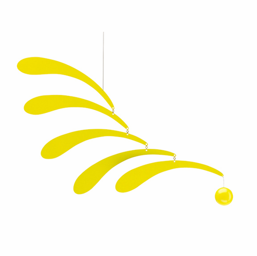 Flensted Flowing Rhythm, Yellow Mobile