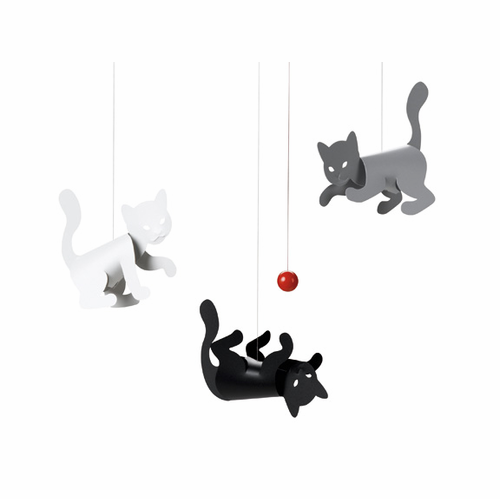 Flensted Kitten Mobile