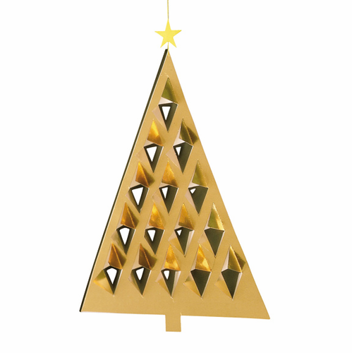 Flensted Prism Tree, Gold Mobile