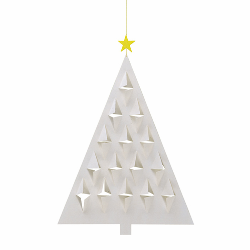 Flensted Prism Tree, White Mobile