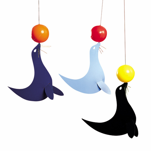 Flensted The 3 Happy Sealions Mobile