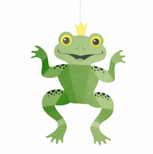 Flensted The Happy Frog King Mobile