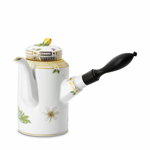 Flora Danica Coffee Pot & Cover