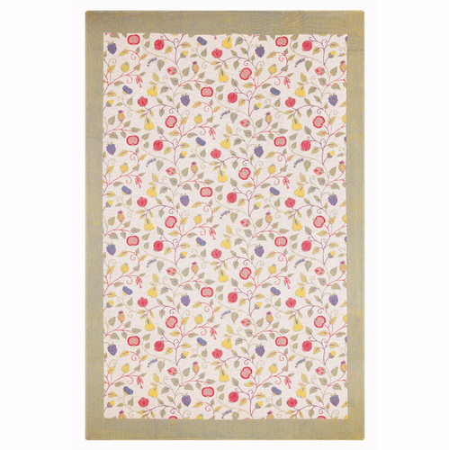 Floral Tablecloth, 57 x 98 inches