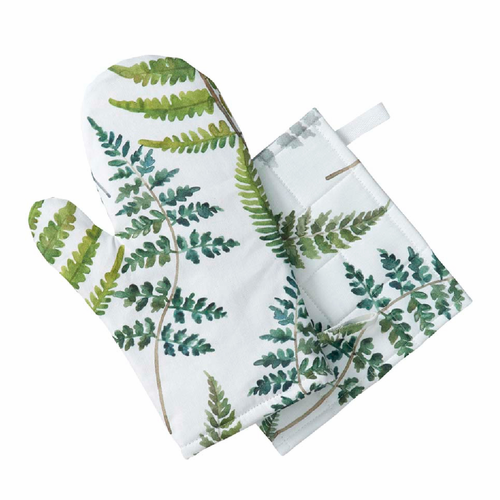 Fraken Oven Glove & Pot Holder Set