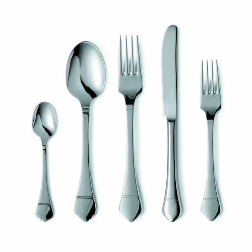 Gense Lord 5 Piece Place Setting (Incl. GE7743406, 14, 20, 24, 46)