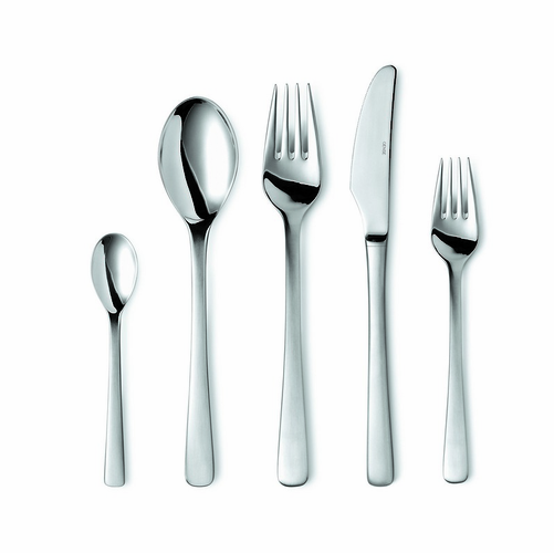 Gense Steel Line 5 Piece Place Setting (Incl. GE7744406, 12, 20, 21, 29)