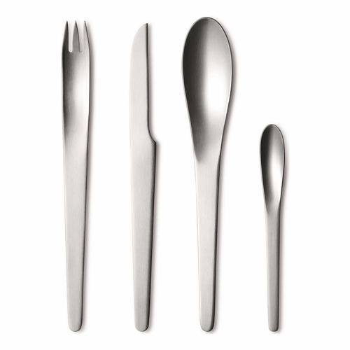 Georg Jensen Aj/Arne Jacobsen Boxed Set 24-Piece
