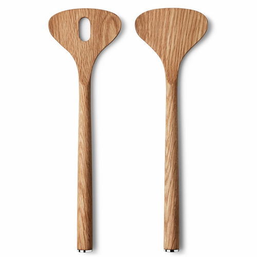 Georg Jensen Alfredo Salad Servers