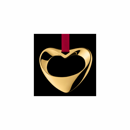 Georg Jensen Henning Koppel Ornament Heart - Gold