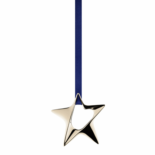 Georg Jensen Henning Koppel Ornament Star White Gold