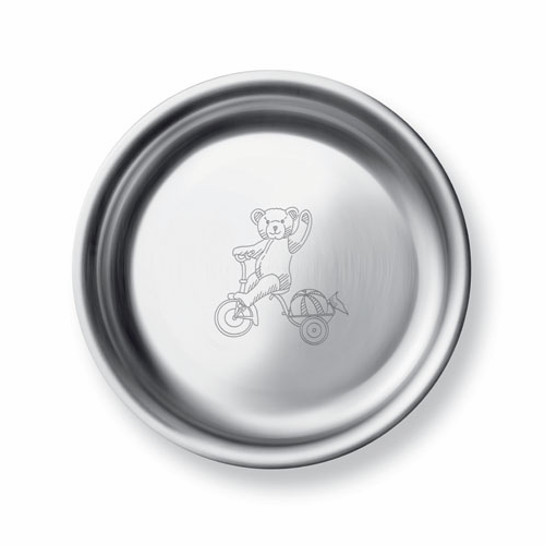 Georg Jensen Julius Child's Plate