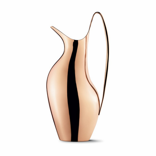 Georg Jensen Special Edition Copper Fluid Pitcher - Sold Out
