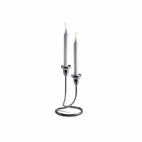 Georg Jensen Swing - Double Candleholder - SOLD OUT