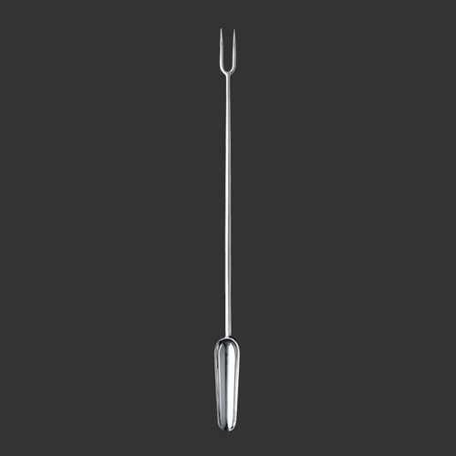 Grand Prix Sterling Silver Marrow Fork