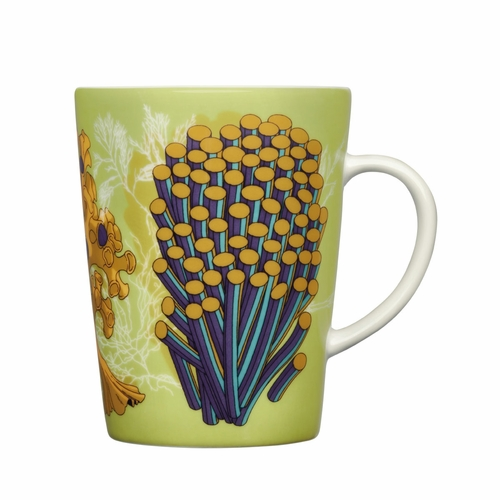 Graphics Mug - Anemone, 13.5 oz