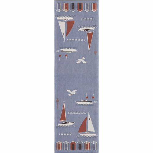 Havsbrus Table Runner, 14 x 47 inches