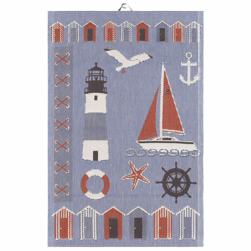 Havsbrus Tea Towel, 16 x 24 inches