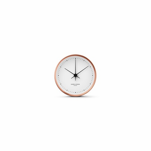 Henning Koppel Copper Clock, Small