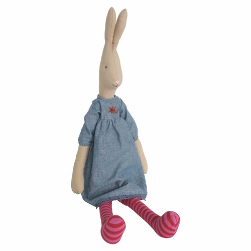 Hilda, Danish Bunny Girl with Stripes - SOLD OUT