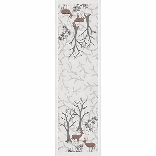Hjortskog Table Runner, 14 x 47 inches