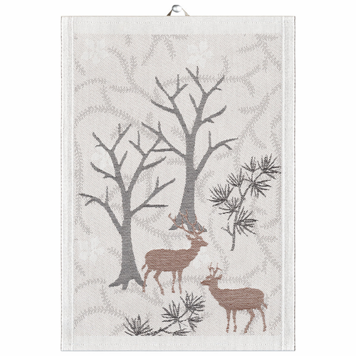 Ekelund Weavers Hjortskog Tea Towel, 14 x 20 inches