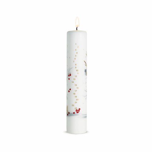 Holmegaard Christmas Advent Candle 2011 - SOLD OUT