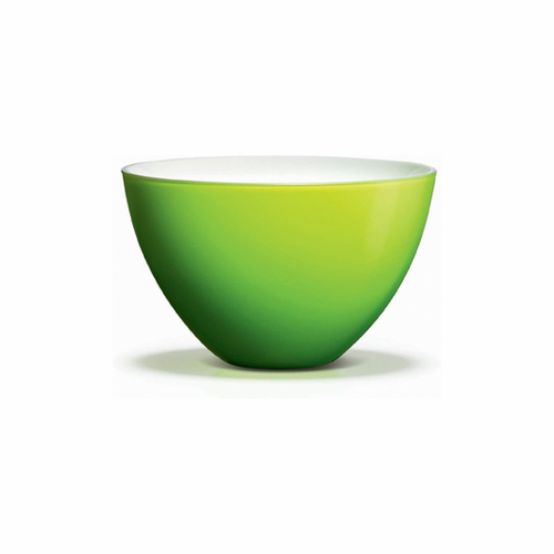 Holmegaard Cocoon Bowl Lime (2.4 in. H x 3.9 in. Dia.)