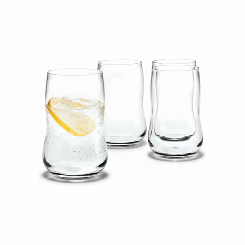 Holmegaard Future Glass 4-Pack (12.5 oz.)