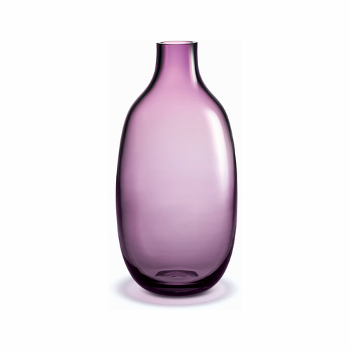Holmegaard Gorgeous Floor Vase Purple (17.7 in. H) - SOLD OUT