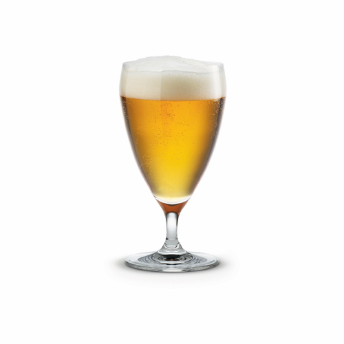 Holmegaard Perfection Beer Glass (11.2 oz.) - Set of 6