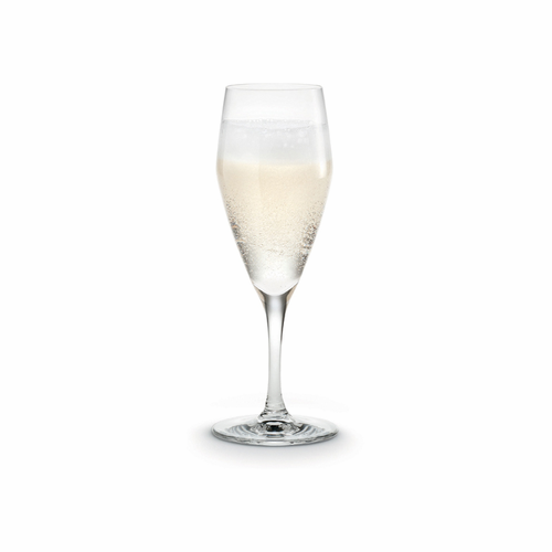 Holmegaard Perfection Champagne Flute (4.3 oz.) - Set of 6, 1 Pack Left