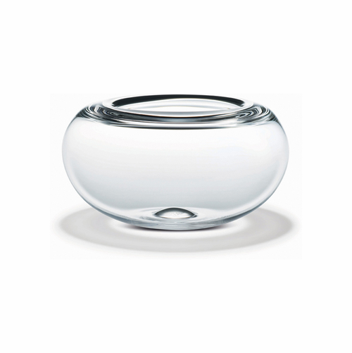 Holmegaard Provence Bowl Clear (6.7 in. H x 10 in. Dia.)