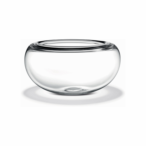 Holmegaard Provence Bowl Clear (8.1 in. H x 12.6 in. Dia.)
