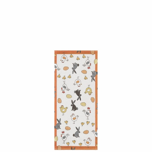 Honor & Harar Table Runner, 14 x 32 inches