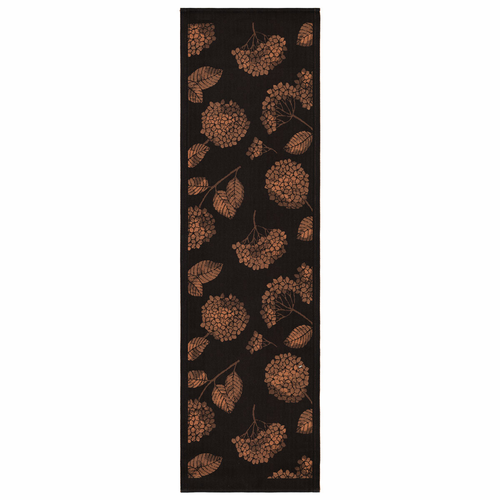 Hortensia Table Runner, 14 x 47 inches