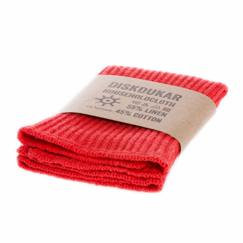 Householde Cloth, Red