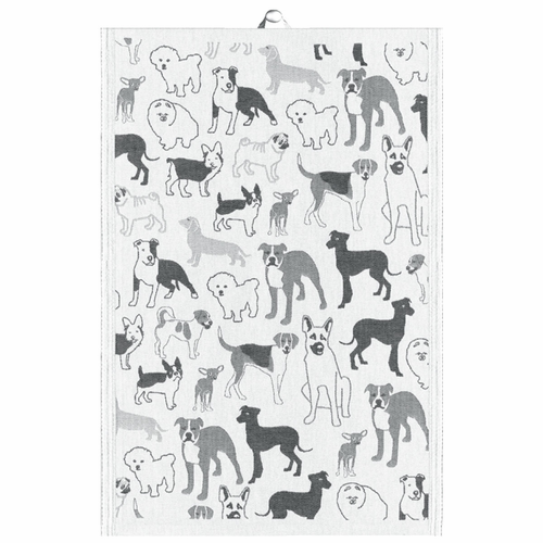 Husse Tea Towel, 19 x 28 inches