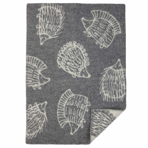 Iggy Piggy Punky ECO Wool Baby Blanket