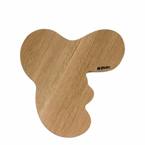 Alvar Aalto Oak Serving Platter, Small