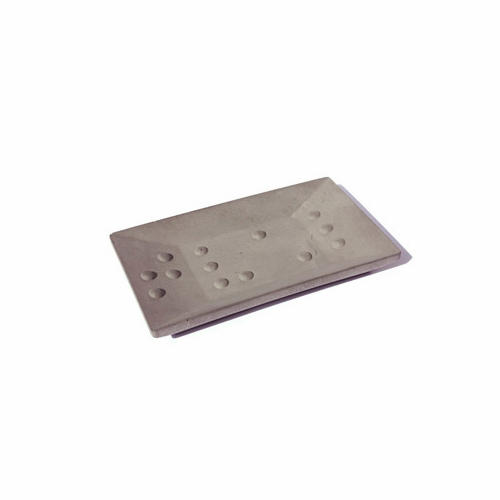Iris Hantverk Concrete Rectangular Soap Dish - SOLD OUT